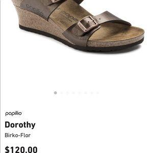 Birkenstock Shoes - BIRKENSTOCK🍁Papillio Dorothy pearl size 40